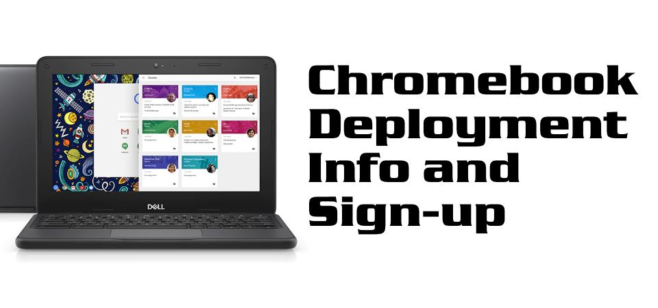 Chromebook Info and Sign-up