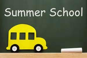 2018 Summer School Information