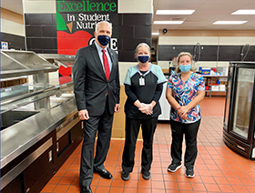 No-Cost Meals Continue In Spring Semester