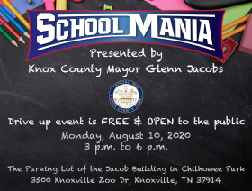 """School Mania"" Is On Aug. 10!"