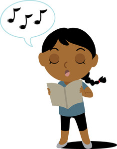 Image result for elementary choir clipart