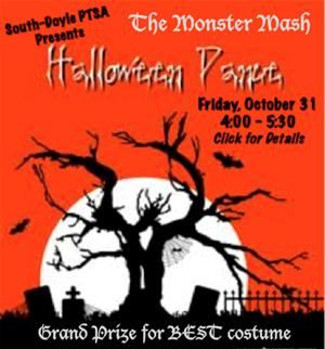 Monster Bash Halloween Dance